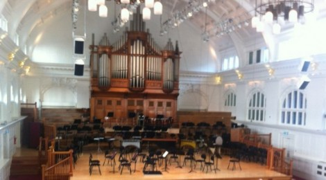 Royal College Of Music Junior Department in London on 24/03/12