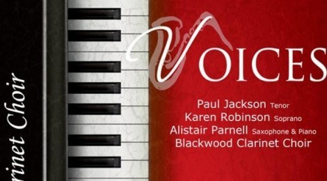Voices with the Blackwood Clarinet Choir