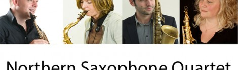 Swindon Recital Series - Northern Saxophone Quartet