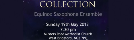 Equinox in Nottingham on 19/05/13